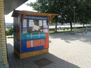Frear Kft, Boráros tér, HÉV megálló, jegyárusítás, blog, Budapest, Magyarország, design